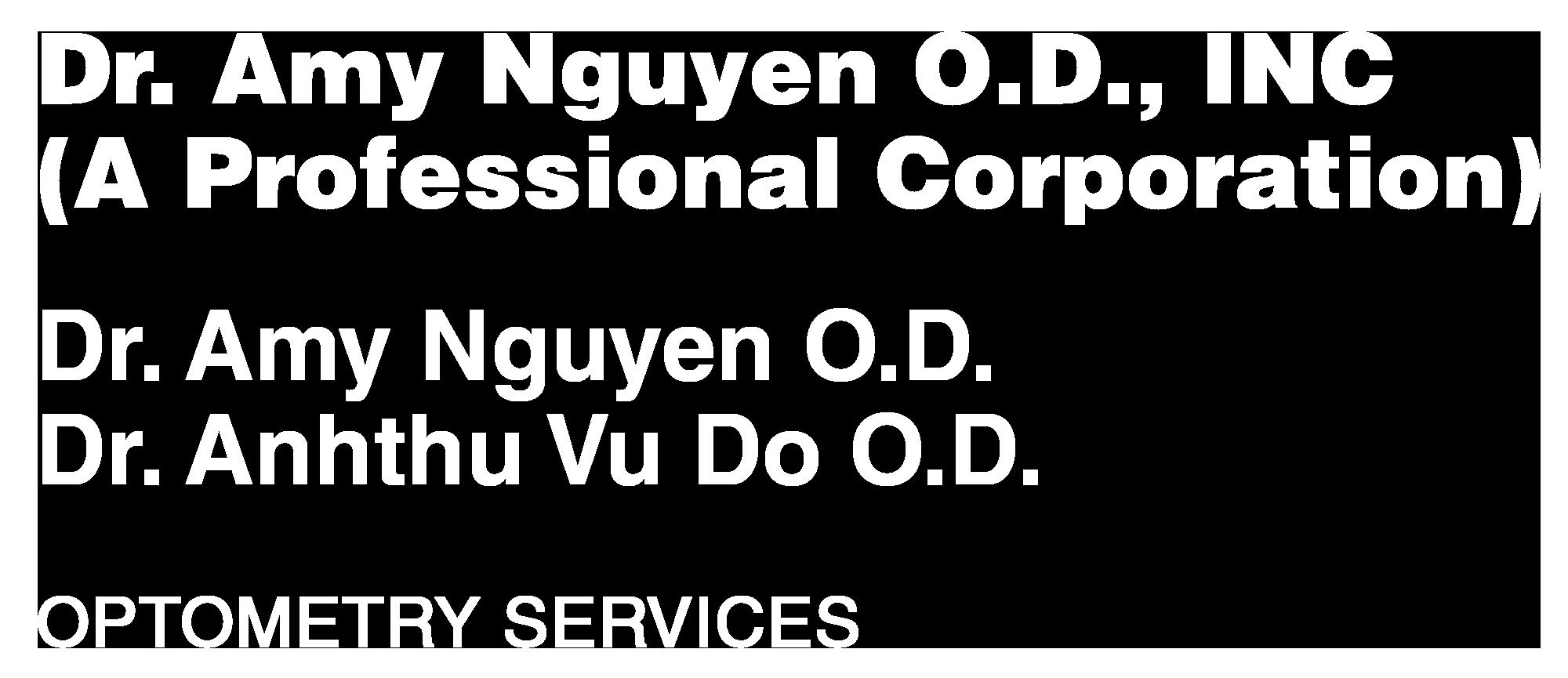 Dr. Amy Nguyen O.D. Inc.